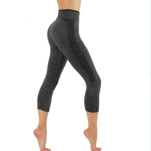 Pants - 3/$40 2/$30Dry-Fit Workout Two Tone Color Leggings